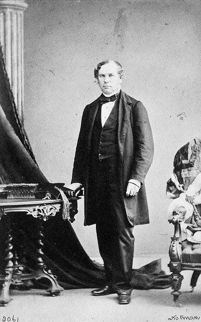 An example of 1876 attire (John HIllyard Cameron)
