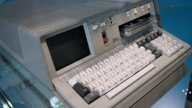 Photo of John Titor & The IBM 5100