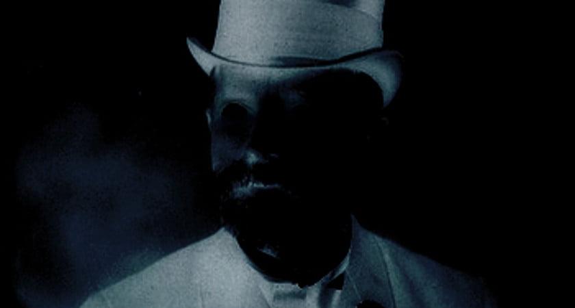 The Hat Man Stranger Dimensions