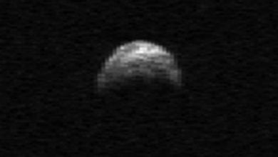 Photo of Asteroid 2005 YU55, Coming Toward An Earth Near You