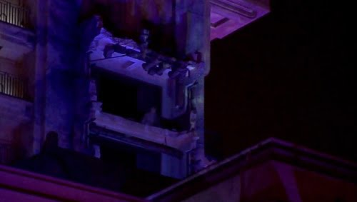 Alleged ghost caught on video at Tower of Terror