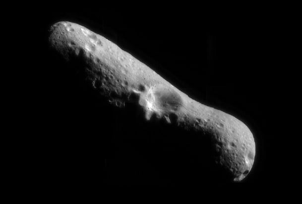 433 Eros, The Asteroid Of Love