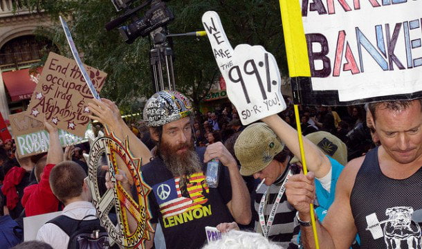 John Titor & The Occupy Wall Street Protests