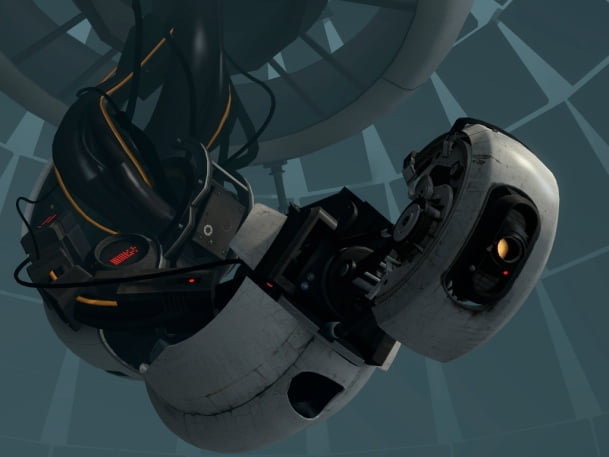GLaDOS, Courtesy Aperture Science