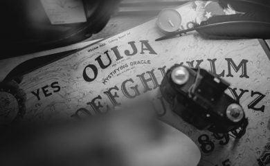 a ouija board