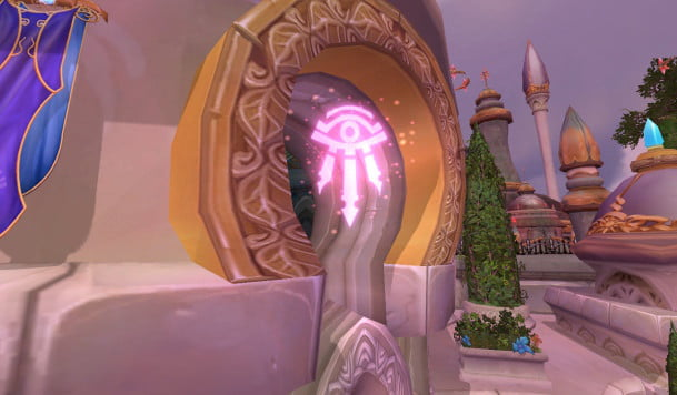 The Eye of Providence in World Of Warcraft