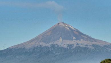 Photo of Photo: Popocatépetl's Activity Increases