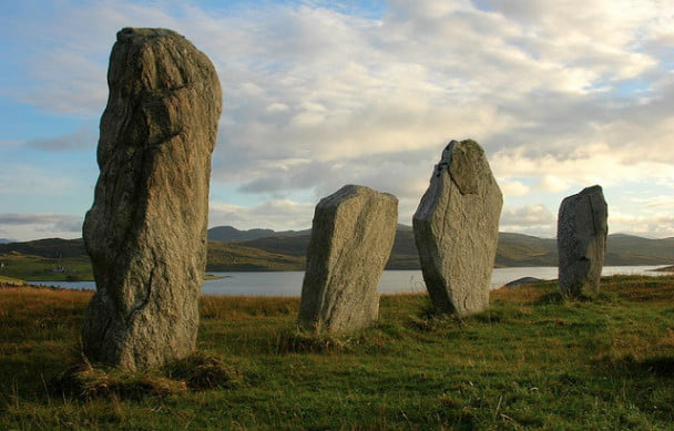 The Monoliths Of The Outer Hebrides