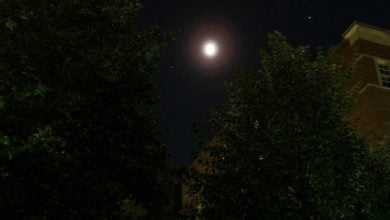 Photo of A Strange Light Is Harassing Residents Of Champaign, IL