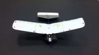 Photo of Meet The Aerial Robot That Can Perch