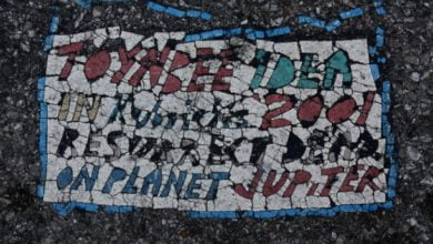 Photo of The Riddle Of The Toynbee Tiles