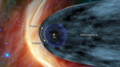 Photo of Voyager 1 Approaches Edge Of Solar System, Interstellar Space