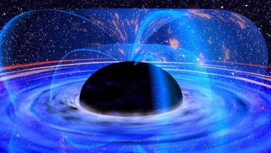 Photo of Could A Kerr Black Hole Be Used To Travel Through Time?