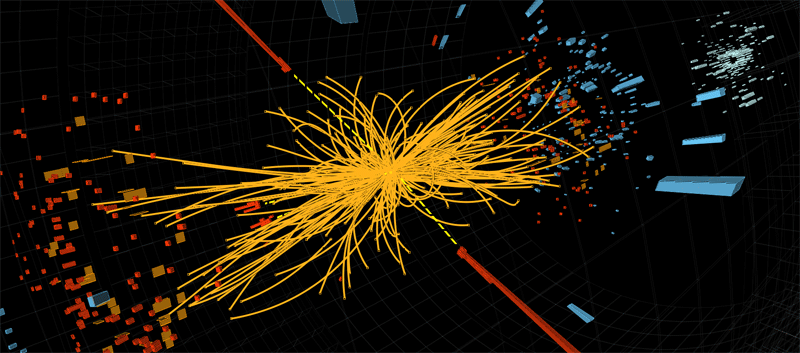 """Particle Consistent With The Higgs Boson"" Discovered At CERN"