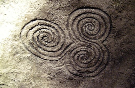 Megalithic Art at Newgrange