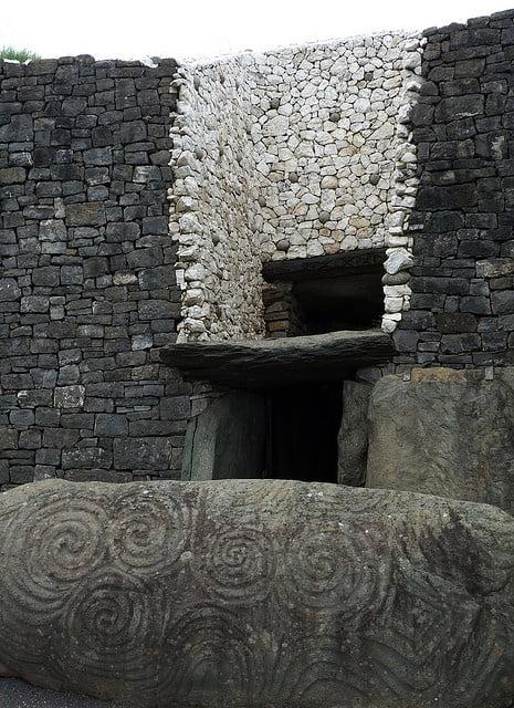 Newgrange Entrance