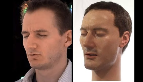 Disney Could Clone Your Face And Put It On A Robot (If They Wanted To)