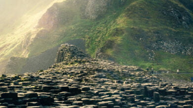 Photo of The Giant's Causeway
