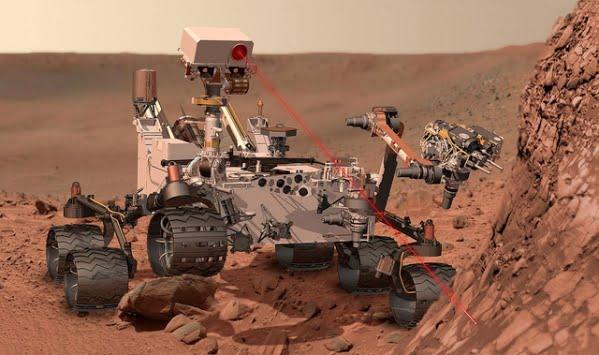 WATCH NASA'S CURIOSITY ROVER LAND ON MARS THIS SUNDAY