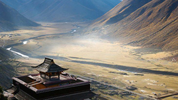Drekong Monastery, Tibet Autonomous Region, China
