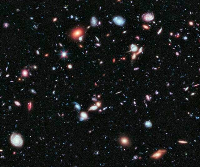 Hubble's eXtreme Deep Field