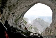 Photo of The Eisriesenwelt Ice Caves Of Austria