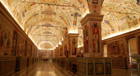 The Vatican's Time Machine