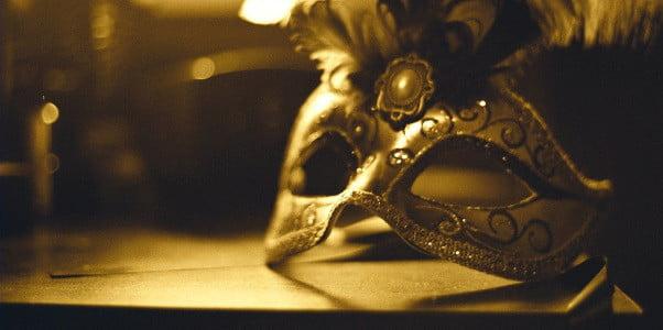 A Mayan Masquerade