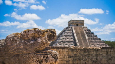 "Photo of New Discovery Casts Doubt On Mayan ""Doomsday"" Prophecy"