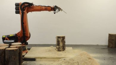 Photo of Chainsaw Robot Returns: This Time It's Personal