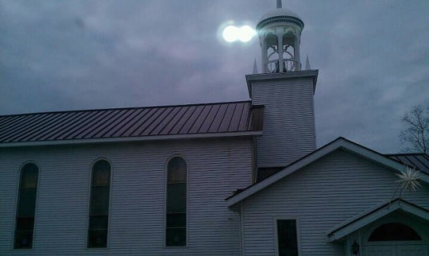 Strange Light In Michigan
