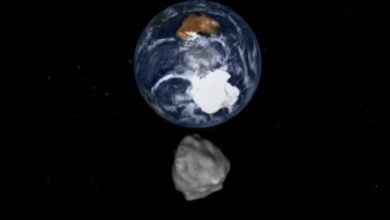 Photo of Asteroid 2012 DA14: Too Close For Comfort?