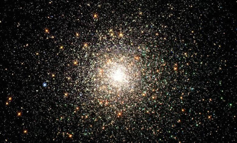 A starry galaxy