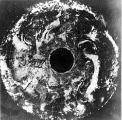 ESSA-7 Satellite Image