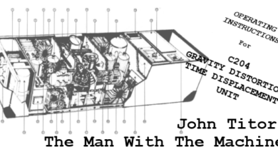 Photo of John Titor: The Man With The Machine