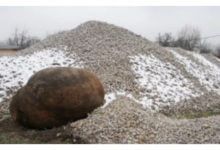 "Photo of 200-Year-Old ""Egg-Shaped"" Rock In Bosnia Gains New Attention"