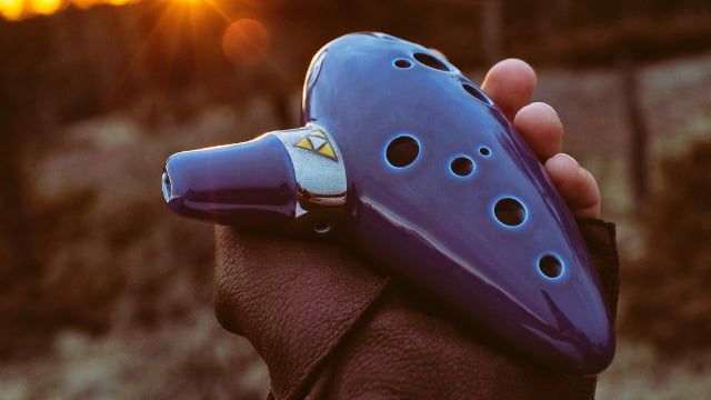 "The Ocarina of Time - ""Link Cosplay pt. 6"""