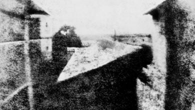 Photo of The World's Earliest Surviving Photograph