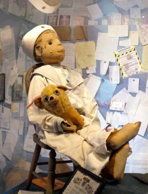 Robert the Doll: The Curse