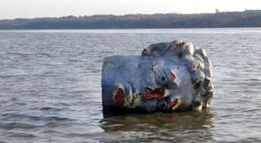 7-Foot Head Discovered Floating On The Hudson River