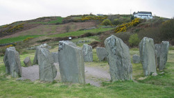 The Drombeg Stone Circle of Ireland