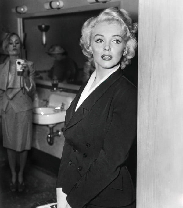 Marilyn Monroe and Time Travel?