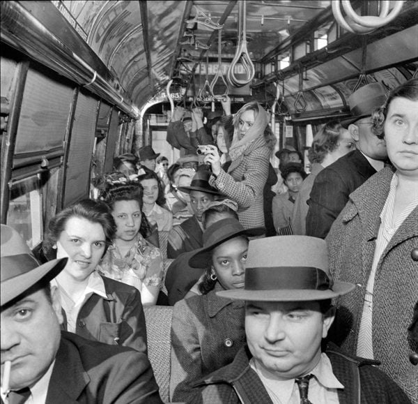 Time travel...on a bus?