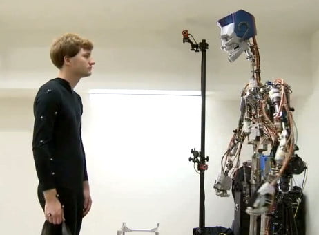 Disney Bag Robot