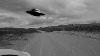 Photo of Art Bell and the Area 51 Caller