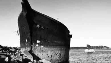 Photo of Is A Ghost Ship Filled With Diseased Cannibal Rats Heading for the U.K.?