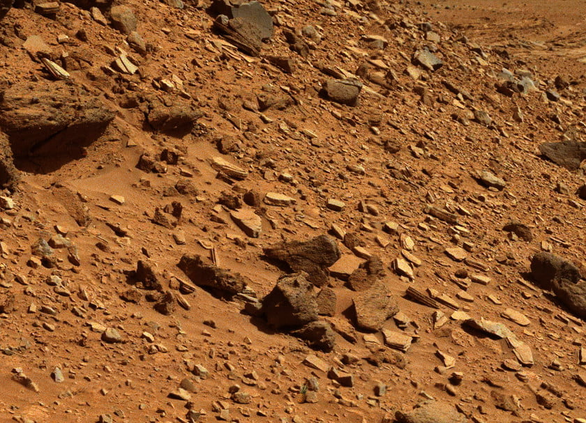 mars rover discovers - photo #24