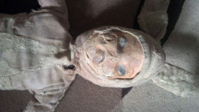 Photo of Haunted Doll Sells on eBay for £108