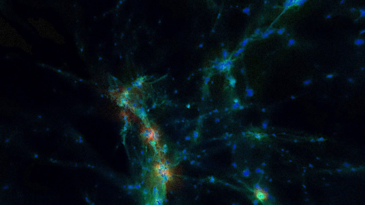 Galaxies forming within Illustris
