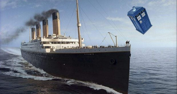From James Cameron's Titanic. Mostly.